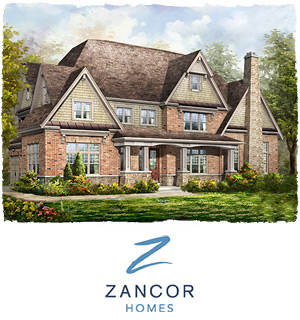 zancor homes picture logo