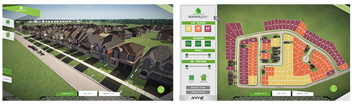 Interactive Home Buying